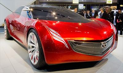 Cool mazda car