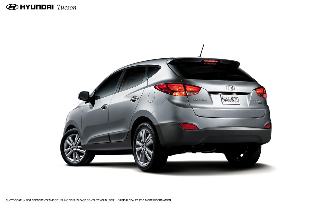 2011 Hyundai Tucson | Hot Car Pictures