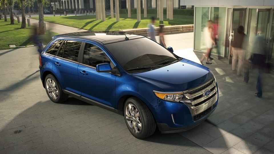 My New Ford Edge