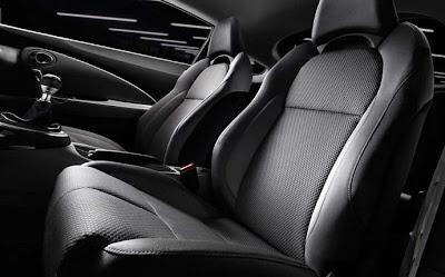 2011 Honda CR-Z comfort control