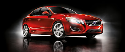 2012 Volvo S60 Red