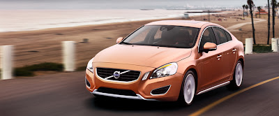 Volvo S60 Vibrant Copper metallic