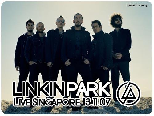 album cover linkin park