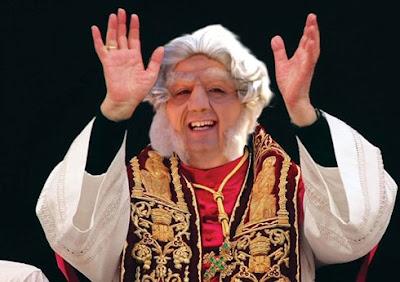Goya 2.0 el nuevo icono de la Iglesia