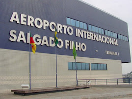 Blog Palegre Ao vivo - Blog do Aeroporto Internacional Salgado Filho