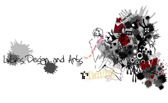 LvLv's design and arts