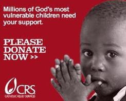 CRS Giving Hope to a World of Need