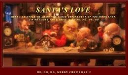 Visit Santa's Love