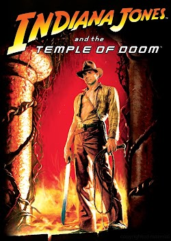 Indiana Jones Và Ngôi Đền Chết Chóc - Indiana Jones And The Temple Of Doom (1984) Poster