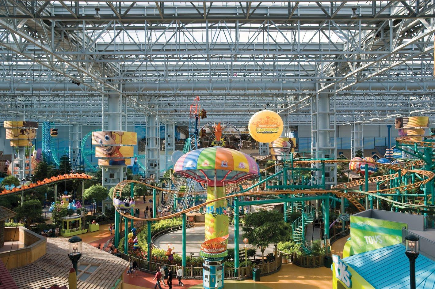 Wallpaper World Mall Of America Wallpaper