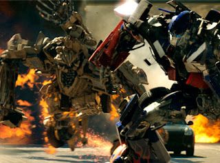 Transformers 3 Movie Wallpapers
