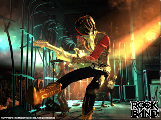 video game rock band wallpaper