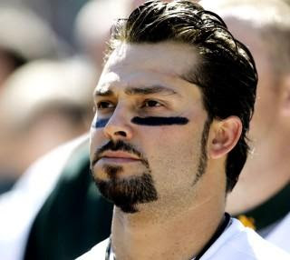 Baseball major Nick Swisher