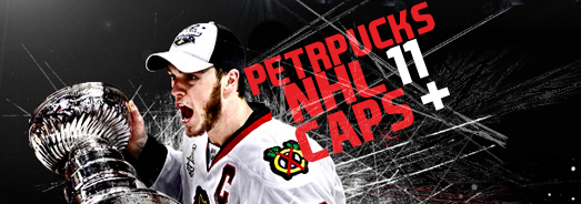 Petr Puck's NHL 11 CAPs+