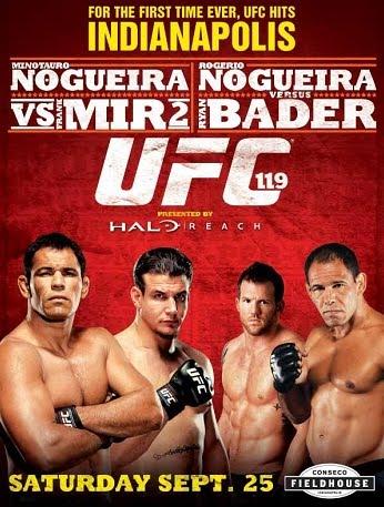 UFC 119: Mir vs. Nogueira 2