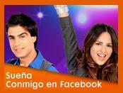 Sé el primero en seguirnos en Facebook!