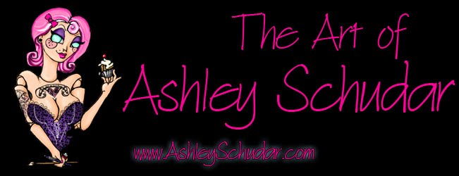 The Art of Ashley Schudar