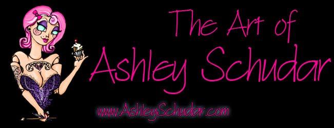 The Art of Ashley Schudar