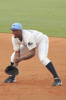 Leslie Anderson was the only Stone Crabs to record multiple hits during game one of Sunday's doubleheader.