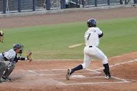 Leslie Anderson was 3 for 5 including a three run homer in Tuesday's game.