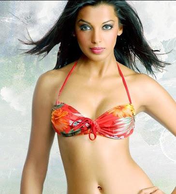 Mugdha Godse Fashion Movie Sexy Hot Bikini Wallpapers Pics Photos