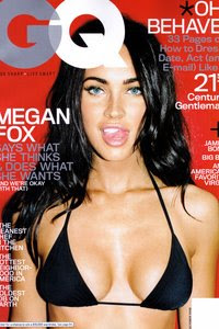 Megan Fox GQ Pictures