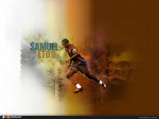 Samuel Etoo Wallpaper