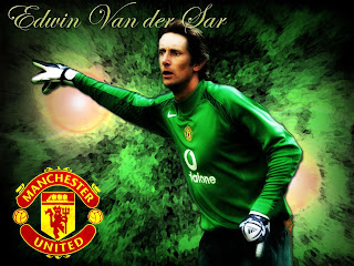 Wallpaper Edwin Van Der Sar