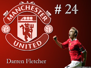 Darren Fletcher Wallpaper