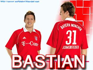 Bastian Schweinsteiger Wallpaper