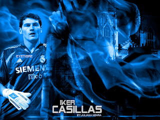 Iker Casillas Wallpaper