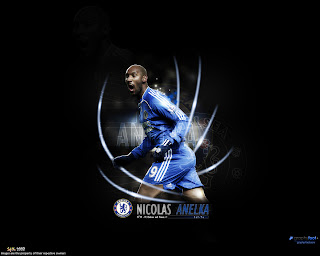 Wallpaper Nicolas Anelka