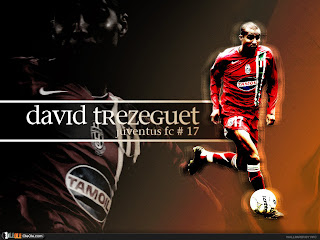 Wallpaper  David Trezeguet