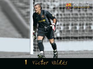 Wallpaper Victor Valdes