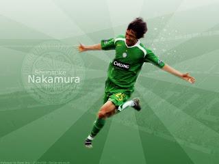 Shunsuke Nakamura Wallpaper