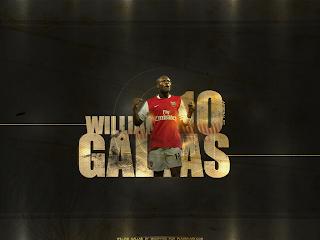 William Gallas Wallpaper