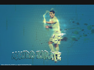 Mauro Zarate Wallpaper