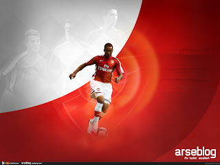 Wallpaper Theo Walcott