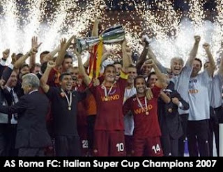 AS Roma Wallpaper