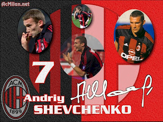 Andriy Shevchenko wallpaper