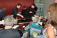 Cooking Demonstration an Tasting presented by Goin' Coastal Restaurant
