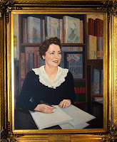 Margaret Mitchell portrait