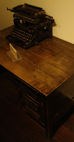 Margaret Mitchell's desk when working at Atlanta Journal