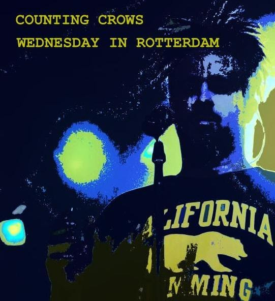 Counting Crows December Tour