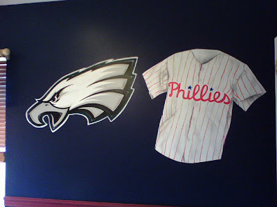 eagles and phillies