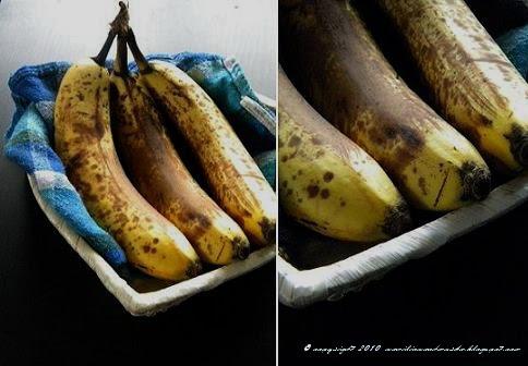 Chlebek bananowy Sophie Dahl na deszczowy dzień.