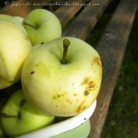 Papierowe jabłka