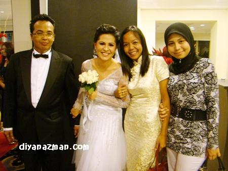 Updated: Persandingan Annahita Bakavoli & Datuk Saiful Baha Datuk Mohd