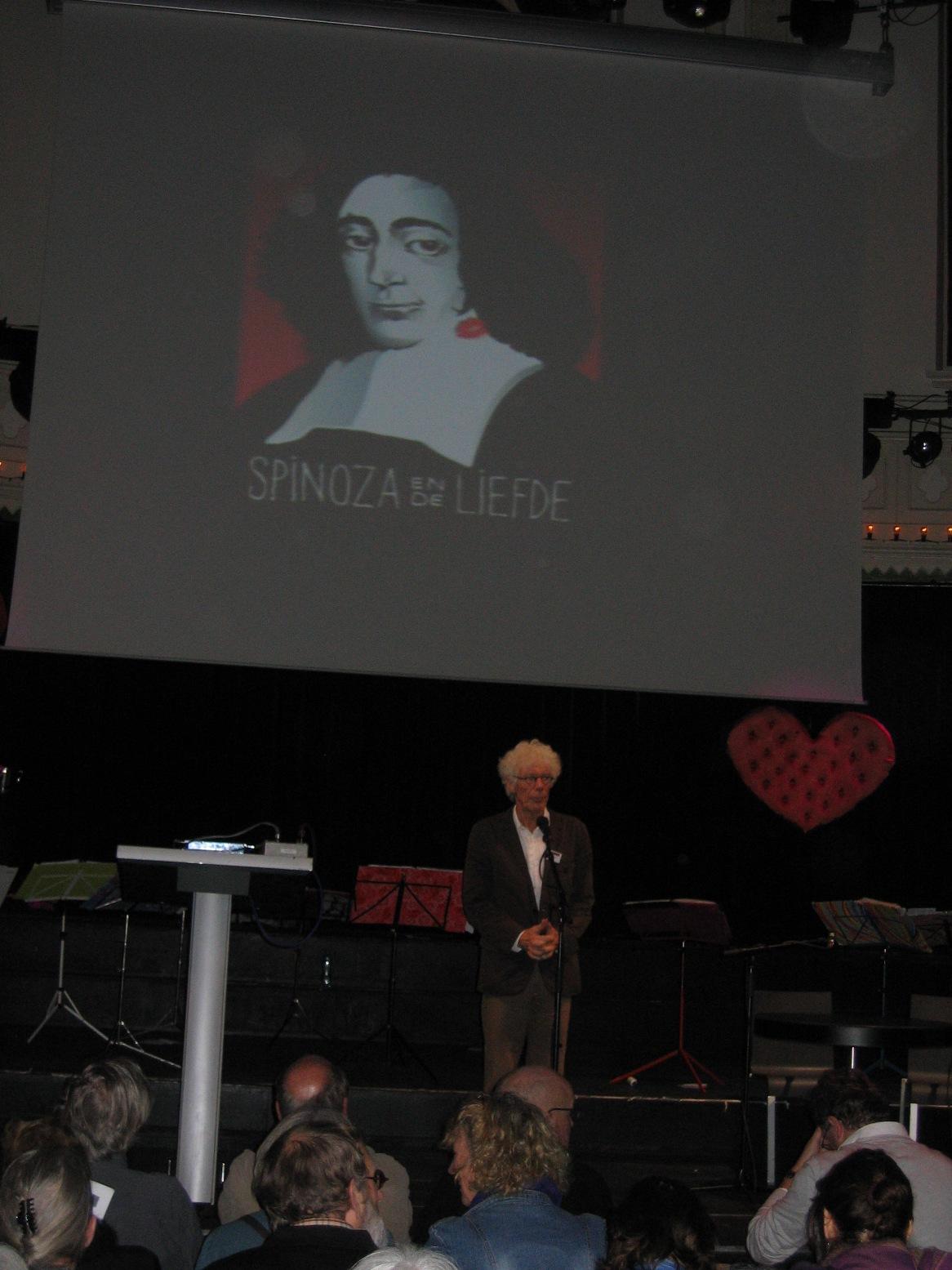 Citaten Spinoza Kring : Mooie spinozadag in paradiso bdspinoza