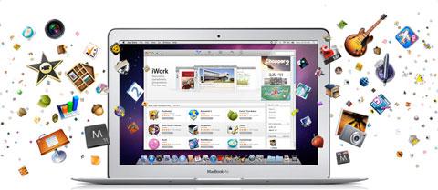 Apple acaba de inaugurar la Mac AppStore con más de 1000 aplicaciones